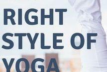 Popular 5 Yoga Types & Purposea