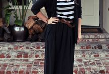 How to Wear.. a Maxi Skirt