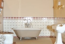 Miniature - Bathrooms thru the Ages / miniature bathrooms, fixtures, outhouses / by Kundry
