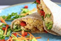 Recipes: Wraps, Sammies and Burgers