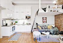 casa - ambientes pequenos
