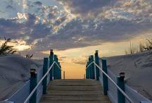 Beachy & Nautical  / by Rebecca Stanley