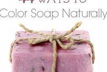 SOAP COLOUR
