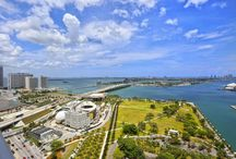 900 BISCAYNE BAY-SURROUNDINGS / 900 Biscayne Bay condominium provides its residents with the best of its ideal setting right on sought after Biscayne Boulevard in Miami.