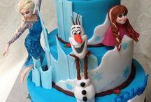frozen cakes / by latasha lynn