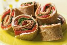 Sandwich and Wrap Recipes / by Marcy Bishir