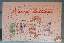 MCC: Christmas Cards