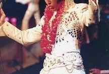 Elvis : The  King / Um den Mittelpunkt in meiner Jugendzeit !