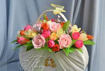 kabelky s kvetmi