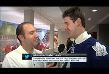 #TMLtalk: Frederik Gauthier / Leafs 2013 first round pick Frederik Gauthier answers fan Twitter questions / by Toronto MapleLeafs