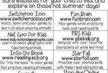 Homeschooling / Resources and tips on Homeschooling