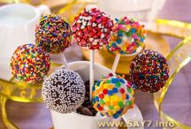 конфеты и мороженое