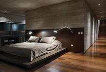 Bedrooms / by Helen Sari