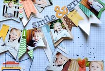 Happy face / Scrapbook
