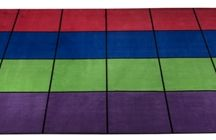 Classroom Seating Rugs / Classroom rugs designed for maximum personal space and classroom management