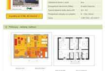 Katalog 2017 hypotéka, měsíční splátky / katalog rodinných domů, montovaných dřevostaveb, úsporné domy,