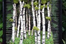 Woodland piece