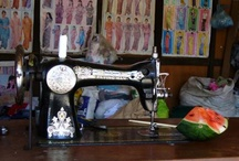 The Simplicity of Sewing Machines