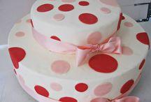 torte in pdz / decorazioni in pasta di zucchero
