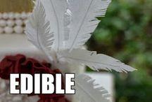 Edible Feather