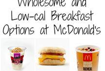 Awesome McDonald's Posts / by Ashley {Maniac Mom}