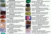 Gems, Stones & Crystals / by Wilma Guzman