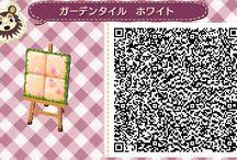 Acnl qr codes ♡