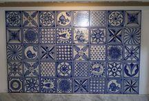 Alexandra Khuen Belasi / ceramica & design - stufe in maiolica fatte a mano- piastrelle-