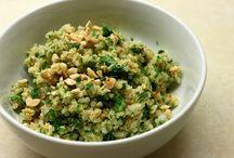 Vegetarian/ Vegan salads and sides