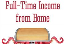 Budgeting, Financial Freedom, Income from home