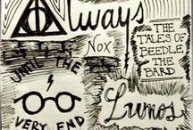 Potter drawings!