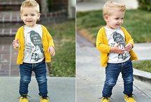 Inspo till barnkläder