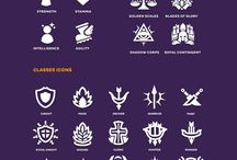 Game Icons & Crests