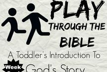 Bible time- esl or preschool