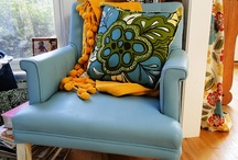 Furniture makeover / by Elna Francis