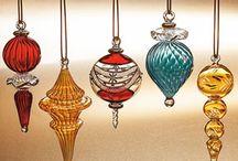 EGYPTIAN GLASS ORNAMENTS