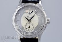 BIGMOON Chopard Watches / A board of our newest arrivals of pre-owned Chopard watches.