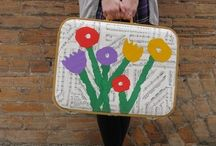UPCYCLE SUITCASES