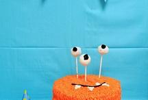 Liam's First Birthday / by Emma Dobbin