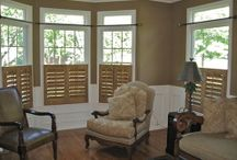Cafe Shutters / Café shutters came by their name due to their popularity in restaurants and cafés. Generally, these types of shutters cover just the bottom half of windows, and provide a stylish & flexible alternative to blinds and drapery. They are a cost-effective way to add personality to any room, and our custom applications assure a perfect compliment to your home. Have a look at these cafe shutters from ASAP Blinds in Manasquan, NJ. Serving Monmouth County, Ocean County, the Jersey Shore and Beyond!