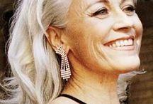 Hair/Trends for older women