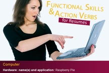 Skills & Action Verbs for Resumes / Skills & Action Verbs for Resumes