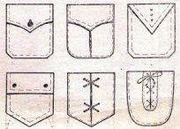 pocket details