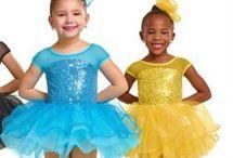 Age 3 & 4 - Spring 2018 Recital Costumes
