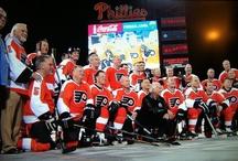 Philadelphia Flyers / by Frank Iacono