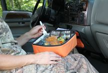 Camping, Hunting & on the Go / Hot Logic Mini makes meals ready to eat, whenever - or wherever - you are.