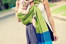 Babywearing / by Kristine Aldridge