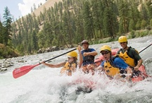 Whitewater Rafting in America / All things whitewater rafting in America, with a strong focus on the Northwest - Washington, Idaho, Oregon & Montana. Everything from the Mighty Lochsa to Hells Canyon on the Snake River, the Middle Fork of the Salmon to the Bruneau/Jarbidge Rivers, and more. / by ROW Adventures