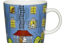 For the love of Moomins ..... / Moomin products