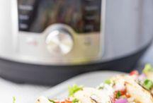 Pressure Cooker Instant Pot Recipes!